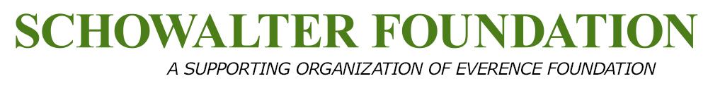 Schowalter Foundation, Inc.
